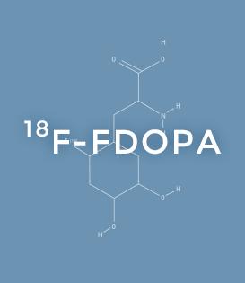 ¹⁸F-FDOPA