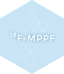 ¹⁸F-MPPF